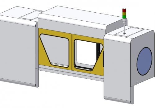 CNC GRINDING MACHINE 훌커버 by com4uinc